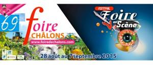 Foire de Châlons 2015