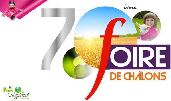 Foire de Châlons en Champagne 2016