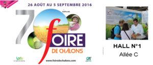 Foire de Châlons 2016