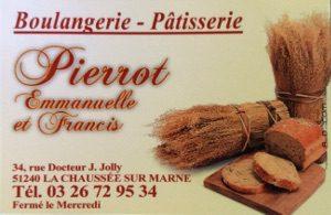 Boulangerie Pâtisserie Pierrot